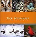 Couverture du livre « Les oiseaux » de Joanna Burger aux éditions Milan