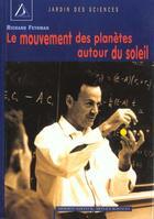 Couverture du livre « Le Mouvement Des Planetes Autour Du Soleil + Cd Audio » de Richard Feynman aux éditions Diderot