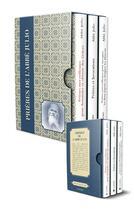 Couverture du livre « Prières de l'abbé Julio ; coffret de 4 titres » de Abbe Julio aux éditions Lanore