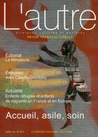 Couverture du livre « Accueil, asile, soin » de M R Moro Et Col aux éditions Pensee Sauvage