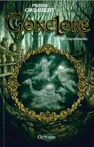 Couverture du livre « Gonelore T.5 ; Crochenuit » de Pierre Grimbert aux éditions Octobre
