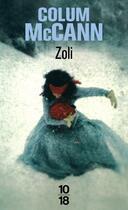Couverture du livre « Zoli » de Colum Mccann aux éditions 10/18