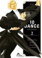 Couverture du livre « 10 dance t.2 » de Satou Inoue aux éditions Boy's Love
