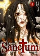 Couverture du livre « Sanctum t.2 » de Masao Yajima et Boichi aux éditions Glenat