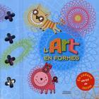 Couverture du livre « L'art en formes » de Dee Costello aux éditions Millepages