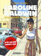 Couverture du livre « Caroline Baldwin ; COFFRET VOL.1 ; T.3 ET T.4 » de Andre Taymans aux éditions Casterman