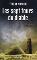 Couverture du livre « Les sept tours du diable » de Eric Le Nabour aux éditions Presses De La Cite