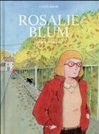 Couverture du livre « Rosalie Blum ; intégrale » de Camille Jourdy aux éditions Actes Sud