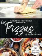 Couverture du livre « Les pizzas et les barbecues » de Collectif aux éditions Marabout
