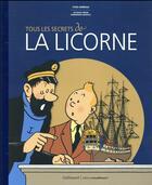 Couverture du livre « Tous les secrets de la licorne » de Jacques Hiron et Yves Horeau et Dominique Maricq aux éditions Gallimard-loisirs
