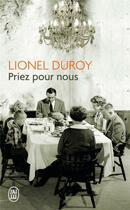 Couverture du livre « Priez pour nous » de Lionel Duroy aux éditions J'ai Lu