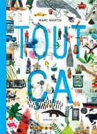 Couverture du livre « Tout ça » de Marc Martin aux éditions Actes Sud Junior