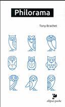 Couverture du livre « Philorama » de Tony Brachet aux éditions Ellipses Marketing