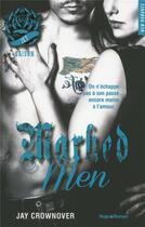 Couverture du livre « Marked men T.2 ; jet » de Jay Crownover aux éditions Hugo Roman