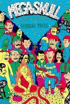 Couverture du livre « Megaskull (Vo) » de Kyle Platts aux éditions Nobrow