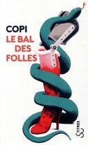 Couverture du livre « Le bal des folles » de Copi aux éditions Christian Bourgois