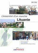 Couverture du livre « Lituanie - l'essentiel d'un marche 2011/2012 (2ed) » de Fornage Pascal (Sous aux éditions Ubifrance