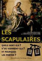 Couverture du livre « Les scapulaires » de Jocelyne Genton aux éditions R.a. Image