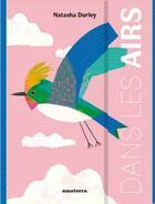 Couverture du livre « Dans les airs » de Natasha Durley aux éditions Amaterra