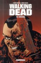 Couverture du livre « Walking dead T.19 ; Ezéchiel » de Charlie Adlard et Robert Kirkman aux éditions Delcourt