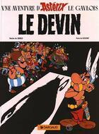 Couverture du livre « Le Devin » de Albert Urderzo et Rene Goscinny aux éditions Dargaud