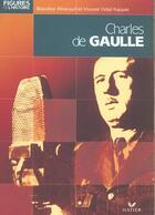 Couverture du livre « Charles De Gaulle » de Blandine Penicaud et Vincent Vidal-Naquet aux éditions Hatier