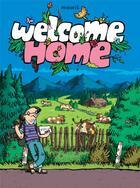 Couverture du livre « Welcome home » de Mawil aux éditions Six Pieds Sous Terre