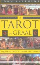 Couverture du livre « Coffret tarot du Graal » de Matthews aux éditions Tredaniel