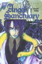 Couverture du livre « Angel Sanctuary T.18 » de Kaori Yuki aux éditions Delcourt