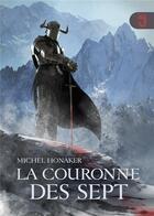 Couverture du livre « La couronne des sept » de Michel Honaker aux éditions Mijade