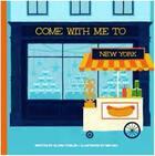 Couverture du livre « Min heo come with me to new york /anglais » de Fowler Gloria/Heo Mi aux éditions Ammo