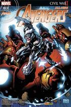 Couverture du livre « All-new Avengers N.12 » de All-New Avengers aux éditions Panini Comics Fascicules