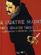 Couverture du livre « À quatre mains t.2 » de Ameziane aux éditions Paquet