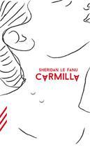 Couverture du livre « Carmilla » de Joseph Sheridan Le Fanu aux éditions Tendance Negative