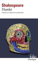 Couverture du livre « Hamlet » de William Shakespeare aux éditions Gallimard