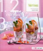 Couverture du livre « Les verrines » de Caroline Bodin aux éditions Saep