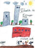 Couverture du livre « L'école 10 » de Ismael Saidi aux éditions Balsamo