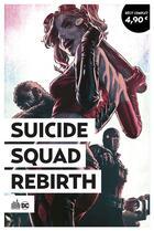 Couverture du livre « Suicide squad rebirth » de Collectif et Jim Lee et Rob Williams aux éditions Urban Comics