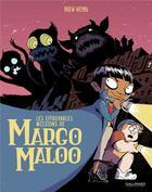 Couverture du livre « Les effroyables missions de Margo Maloo T.1 » de Drew Weing aux éditions Bayou Gallisol