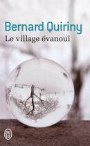 Couverture du livre « Le village évanoui » de Bernard Quiriny aux éditions J'ai Lu