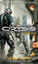 Couverture du livre « Legion » de Peter Watts aux éditions Titan Digital
