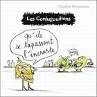 Couverture du livre « Les Conjugouillons T.9 ; qu'ils se tapassent l'incruste » de Claudine Desmarteau aux éditions Flammarion