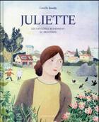 Couverture du livre « Juliette ; les fantômes reviennent au printemps » de Camille Jourdy aux éditions Actes Sud