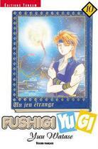 Couverture du livre « Fushigi Yugi t.10 » de Yu Watase aux éditions Delcourt