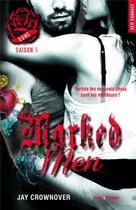 Couverture du livre « Marked men T.3 ; Rome » de Jay Crownover aux éditions Hugo
