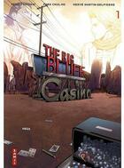 Couverture du livre « The big bluff » de Chul-Ho Park et Benoit Luciani et Herve Martin-Delpierre aux éditions Samji