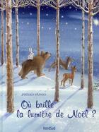 Couverture du livre « Où brille la lumière de Noël ? » de Pirkko Vainio aux éditions Nord-sud