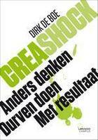 Couverture du livre « Creashock » de Dirk De Boe aux éditions Uitgeverij Lannoo
