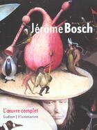 Couverture du livre « Jerome Bosch (Broche) - L'Oeuvre Complet » de Koldewy Jos aux éditions Ludion