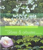 Couverture du livre « Mon Jardin Et Ma Maison ; Autour Des Arbres Et Arbustes » de Beatrice Pichon aux éditions Filipacchi